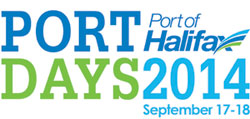 Port Days 2014 - September 17-18